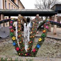 Всех искренне поздравляю с  праздником Пасхой! :: backareva.irina Бакарева