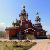 Храм Богоявления Господне в Великую субботу. :: Мила Бовкун