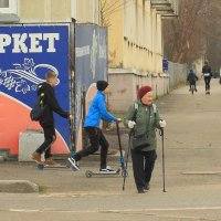 Движение = жизнь :: Владилен Панченко