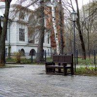 скамейка :: Сергей Лындин