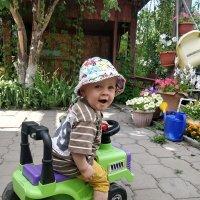 Люблю я скорость,с детства... :: Георгиевич