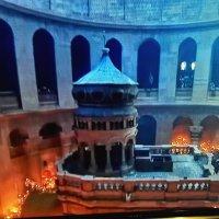 Сошествие Благодатного огня. Иерусалим :: Tata Wolf