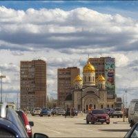 Переменная облачность :: Александр Тарноградский