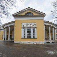 главный дом усадьбы Дурасова Н.А. :: Сергей Лындин