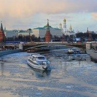 Москва красавица! :: Ninell Nikitina