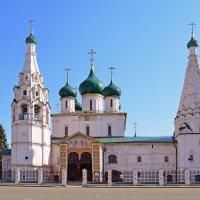 Церковь Ильи Пророка :: Нина Синица