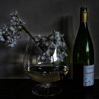 Вино с яблоневым цветом... :: Elena Ророva