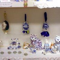 Сувениры в Мандрогах :: Надежда