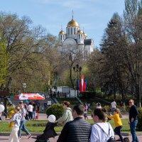 Майские выходные :: Олег Манаенков