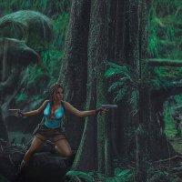Tomb Raider : Lara Croft :: arthip_off Саша Архипов