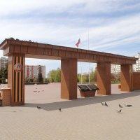 Мемориал Красная горка :: Александр Рыжов