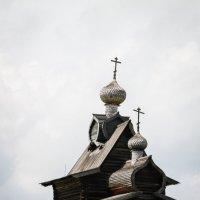 Архитектурно-этнографический музей «Хохловка».Спасо - Преображенская церковь :: Любовь