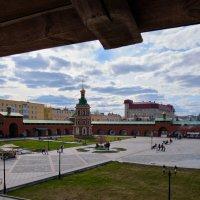 Вид с Кремлевской стены :: Михаил *******