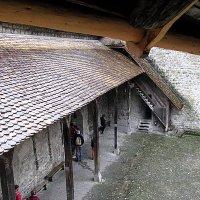 Швейцария. В Шильонском замке. :: Владимир Драгунский