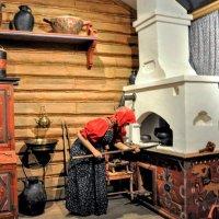 Печь кормилица... :: Анатолий Колосов