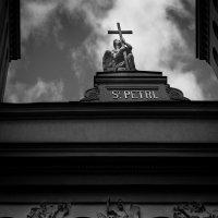 Фрагмент Лютеранской церкви Святых Петра и Павла (2) :: Игорь Викторов