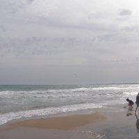 Море и дети :: Анна Воробьева