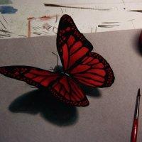 Весна! И бабочки проснулись... ;) :: Марина Яковлева