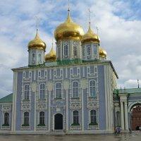Собор Успения Пресвятой Богородицы в Тульском Кремле :: Лидия Бусурина
