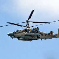 Модернизированный Ка-52М «Аллигатор» :: Anatoley Lunov