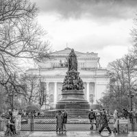 Екатерининский сквер :: Виктор Орехов