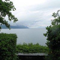 Швейцария. Женевское озеро. :: Владимир Драгунский