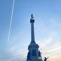 Памятный монумент «1000 лет Ярославлю» :: Ольга Довженко