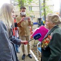 Интервью с участницей ВОВ :: Raduzka (Надежда Веркина)