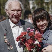 Спасибо деду... :: Юрий Велицкий
