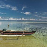 "Одинокий ""рыбак""... Филиппины! :: Александр Вивчарик"