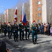 В парадном марше :: Ольга