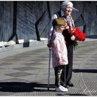 Преемственность поколений. :: Лариса С.