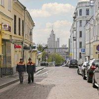 Москва майская :: Тата Казакова
