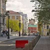 Московские улочки :: Тата Казакова