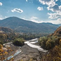 Долина реки Малая Лаба :: Аnatoly Gaponenko