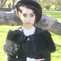 Фотопортрет прекрасной девушки стимпанк :: Pavlov Filipp