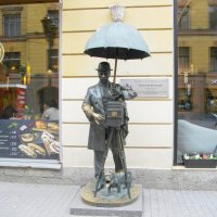 Памятник фотографу. :: Лия ☼