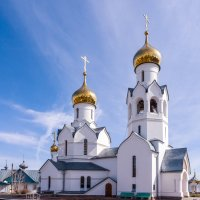 Прекрасные храмы ... :: Дмитрий