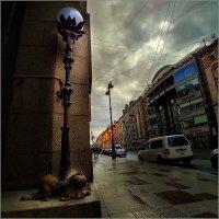 My magic Petersburg_03835_Большой проспект Петроградской Стороны. д. 69 :: Станислав Лебединский