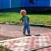 Человек идущий... :: stalker-75