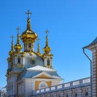 Церковный корпус Большого дворца :: Константин Шабалин