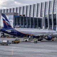 Aeroflot A321 Симферополь :: Игорь Рязaнoв