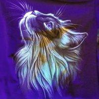 рисунок на футболке :: Галина R...