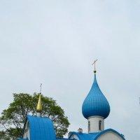 Храм святого праведного Иоанна Кронштадтского :: Наталья Герасимова