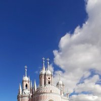 Чесменская церковь :: Наталья Герасимова