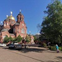 Путь к храму :: Екатерина Трусова