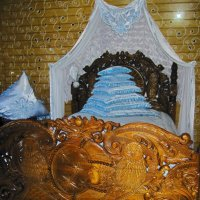Спальня Деда Мороза в Великом Устюге :: Ольга Попова (popova/j2011)