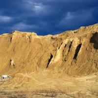 горы песка. :: Ирэна Мазакина