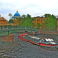 В Питере - плыть! :: Vladimir Semenchukov