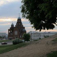 Вечер в городе :: Андрей Зайцев